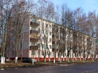 Khimki, Chapaev st, house 28. Apartment house