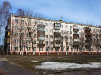 Khimki, Chapaev st, house 30. Apartment house