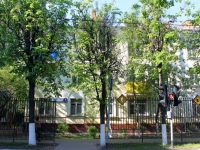 Khimki, Kalinin st, house 3. Apartment house