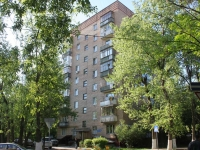 Khimki, Kirov st, house 5. Apartment house