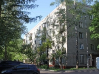 Khimki, Kirov st, house 19. Apartment house