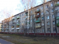 Khimki, Oktyabrskaya st, house 1. Apartment house