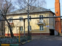 neighbour house: st. Pervomaysky 1-y tupik, house 2. Apartment house