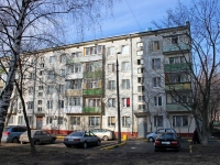 Khimki, Tyukov st, house 10. Apartment house