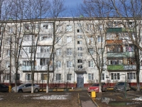 Khimki, Tyukov st, house 12. Apartment house