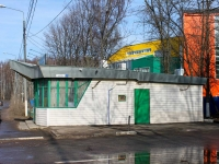 neighbour house: st. Tyukov, house 14 с.1. store