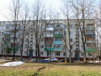 neighbour house: st. Tyukov, house 14. Apartment house