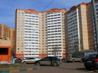 Khimki, Chapaevsky 2-y alley, house 4. Apartment house
