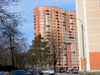 Khimki, Chapaevsky 2-y alley, house 8. Apartment house