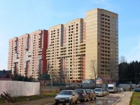 Khimki, Chapaevsky 2-y alley, house 10. Apartment house