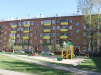 Khimki, 8th Marta st, house 1. Apartment house