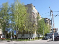 Khimki, 8th Marta st, 房屋 2. 公寓楼