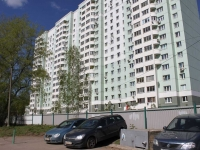 neighbour house: st. Berezovaya alleya, house 3. Apartment house