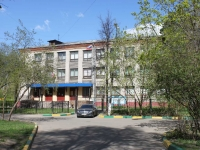 neighbour house: st. Berezovaya alleya, house 1. trade school №64
