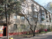 Khimki, Bibliotechnaya st, house 6. Apartment house