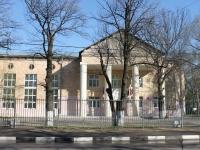 隔壁房屋: st. Bibliotechnaya, 房屋 9. 大学 Московский государственный университет культуры и искусств