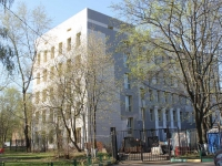 neighbour house: st. Bibliotechnaya, house 10. college Колледж искусств