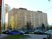 neighbour house: st. Bibliotechnaya, house 15. library Российская государственная библиотека