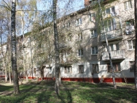Khimki, Bibliotechnaya st, house 18. Apartment house