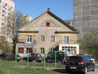 neighbour house: st. Bibliotechnaya, house 36. store