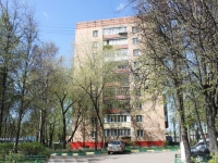 Khimki, Gogol st, house 17. Apartment house
