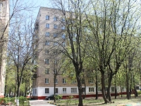 Khimki, Mira avenue, house 1. Apartment house