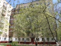 neighbour house: avenue. Mira, house 3. Apartment house