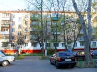 Khimki, Mira avenue, house 12. Apartment house
