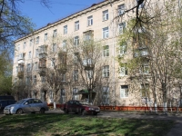 Khimki, Chkalov st, house 4. Apartment house