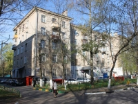 Khimki, Pobedy st, house 3. Apartment house
