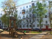 Khimki, Pobedy st, house 6. Apartment house