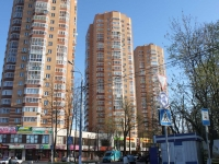 Khimki, Leninsky avenue, house 1 к.2. Apartment house