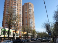 neighbour house: avenue. Leninsky, house 1 к.3. Apartment house