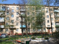 neighbour house: avenue. Leninsky, house 6. Apartment house