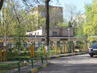 Khimki, nursery school №42, Leninsky avenue, house 8А
