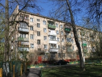 neighbour house: avenue. Leninsky, house 8. Apartment house