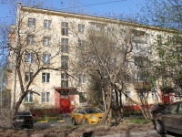 Khimki, Pozharsky st, house 1. Apartment house