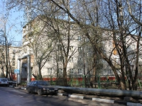 Khimki, Pozharsky st, house 3. Apartment house