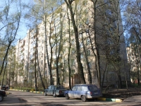 Khimki, Pozharsky st, house 6. Apartment house