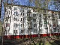 Khimki, Pozharsky st, house 9. Apartment house