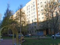 Khimki, Pozharsky st, house 12. Apartment house