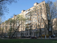 Khimki, Pozharsky st, house 14. Apartment house