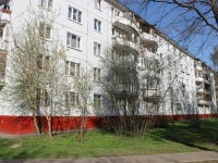 Khimki, Pozharsky st, house 15. Apartment house