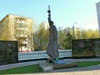 Khimki, monument защитникам РодиныPozharsky st, monument защитникам Родины