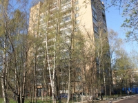 Khimki, Zelenaya st, house 6. Apartment house