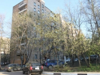 neighbour house: st. Zelenaya, house 11. Apartment house