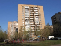 Khimki, Zelenaya st, house 12. Apartment house
