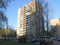 Khimki, Zelenaya st, house 14. Apartment house