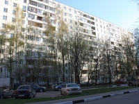 Khimki, Zelenaya st, house 15. Apartment house