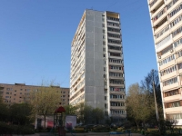 Khimki, Zelenaya st, house 19. Apartment house